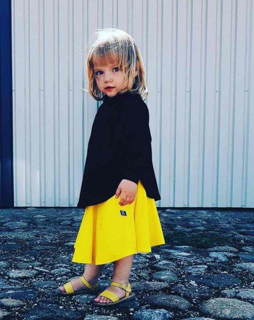Skirt HAPPY YELLOW