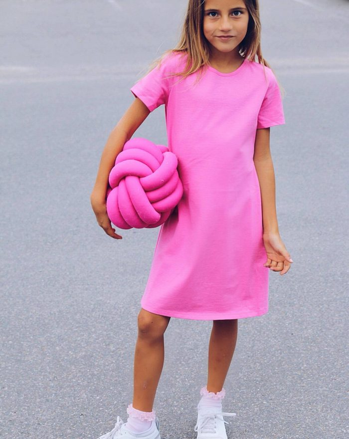 Dress EXCITED PINK
