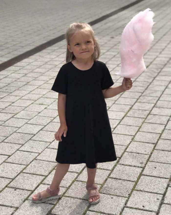 Dress EXCITED BLACK