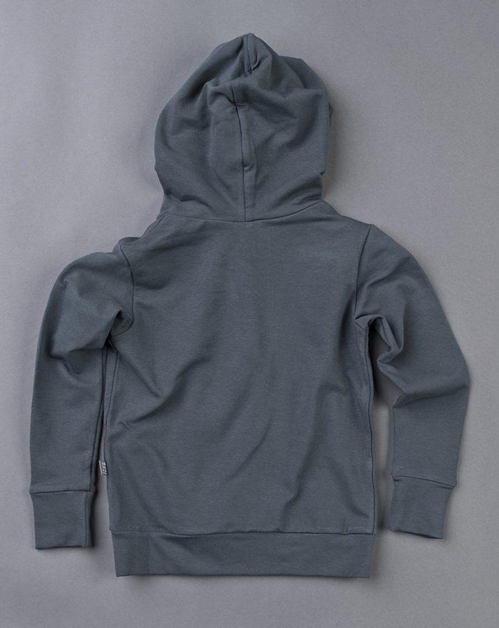 Hooded top GREY