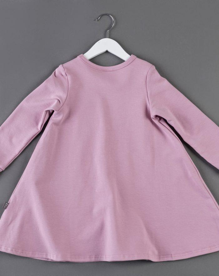 Wide PINK dress