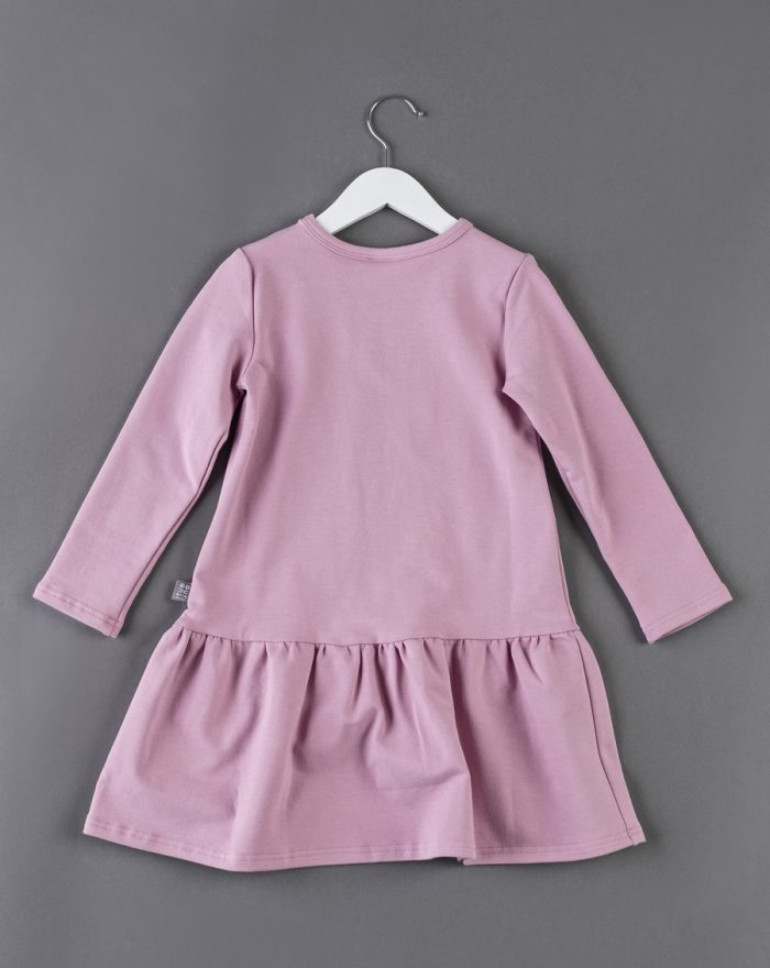 Dress PINK color